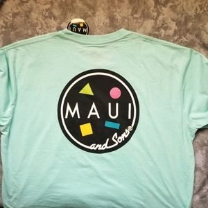 Maui and Sons cookie men's tshirt